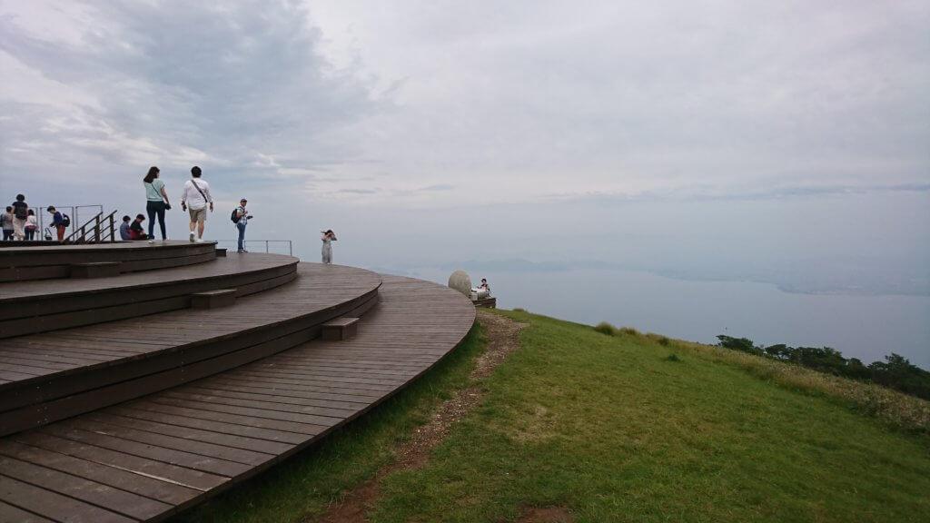 蓬莱山琵琶湖バレイ