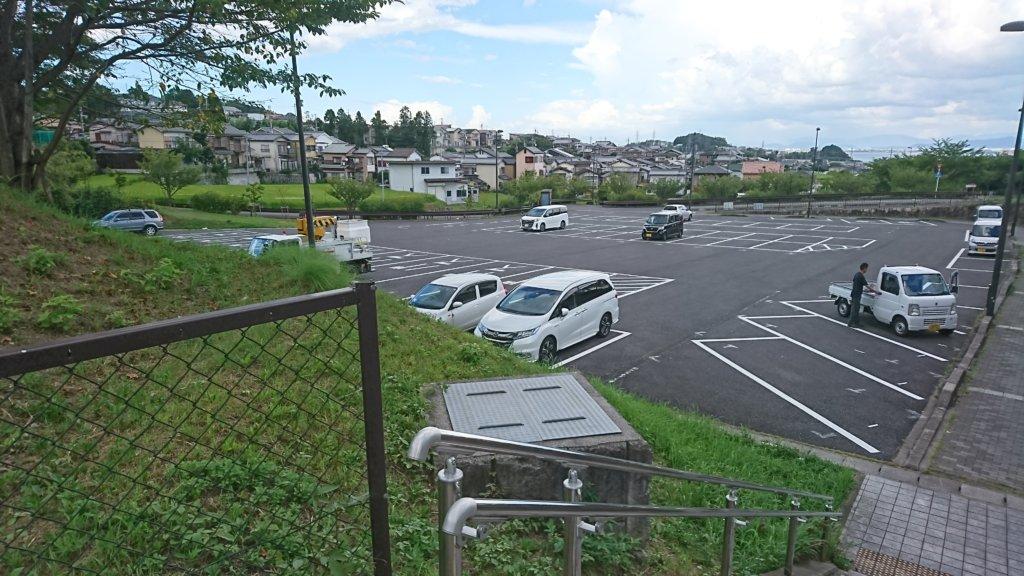 大宮川観光駐車場