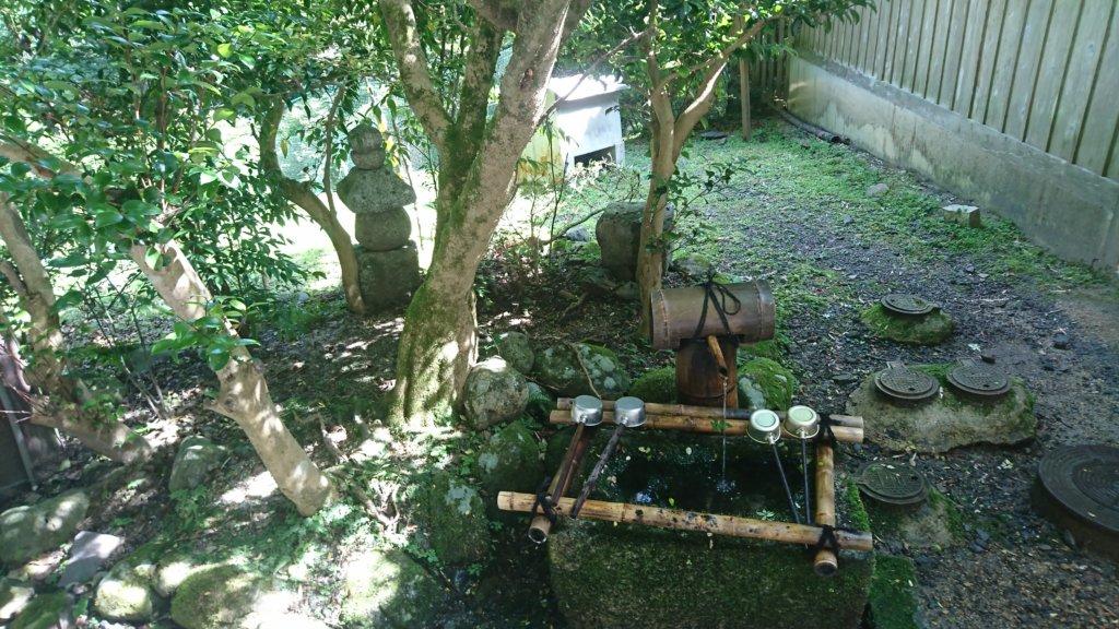 浄土院(水場)